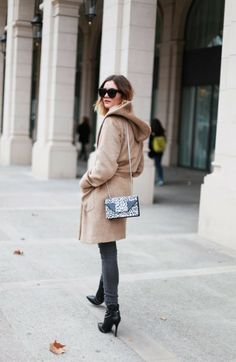 THE BEIGE COAT