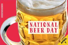 National Beer Day - Celebrate with Beer Quotes, Jokes, and Captions