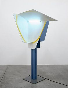 Martin BOYCE, Fluorescent Sunshine and Shivers, 2007 Olafur Eliasson, Tate Britain, Wood Oil, Steel Table, Contemporary Sculpture, Light Installation, Light Art, Painting On Wood, Cos