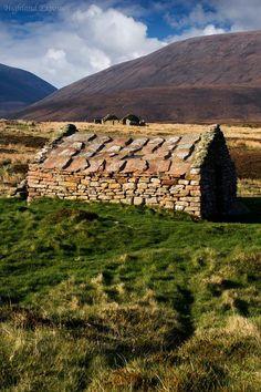 Rackwick Bay abode, Orkney Islands