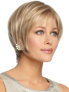 Cute Short Hairstyles for Oval Faces