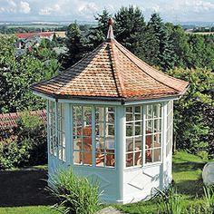 Die 69 Besten Bilder Von Garten Pavillon Gardens