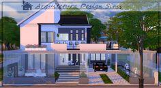 The Sims-My House : Sobrado #0006