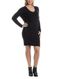 6, Black - Schwarz (Black 999), Timezone Women's 14-6002 Dress NEW