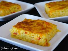 Tarta cu dovlecei si cascaval Lasagna, Quiche, Deserts, Food And Drink, Cooking Recipes, Yummy Food, Breakfast, Ethnic Recipes, Foods