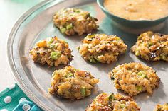 Mini Crab Cakes  Want to thrill the party crowd? Include these Mini Crab Cakes in your appetizer lineup. Theyre easier to make than you might think!