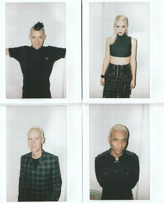 no doubt. i wanna be gwen stefani