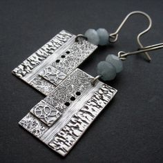 Vasco earrings by Anna Fidecka.