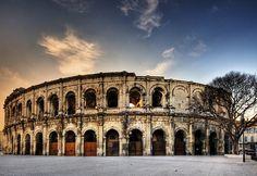 Visiter les arènes de Nîmes dans le Gard - Découvrir ma ville