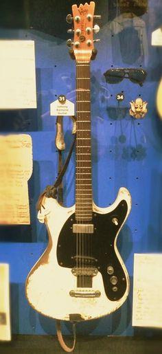 Johnny Ramone's Mosrite