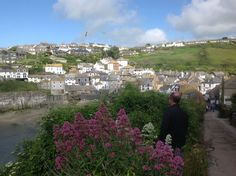 Port Isaac, Cornwall Port Isaac, Cornwall, Dolores Park, Mountains, Travel, Viajes, Traveling, Trips, Tourism
