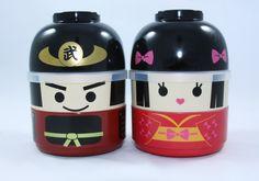 Bentooo Kokeshi - Ninja bento