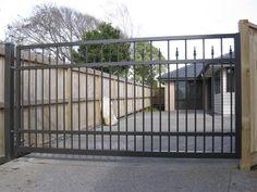 56 Best Swing Gates Images Driveway Gate Gate Gate Design