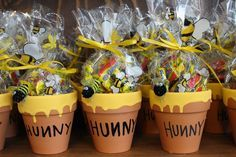 Celebrate My Whimsy: Winnie the Pooh Shower