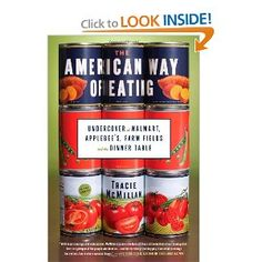 """Tracie McMillan, """"The American Way of Eating."""" Read an excerpt in The Atlantic, here: http://www.theatlantic.com/health/archive/2012/03/the-american-way-of-eating-what-its-like-picking-fruit-as-a-laborer/254137/"""