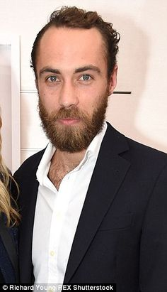 Cake entrepreneur James Middleton isn't just on the hunt for a new girlfriend, following his split from actress Donna Air