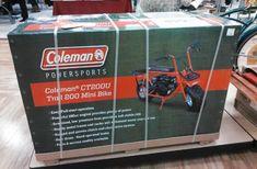 Coleman CT200U Trail200 Mini Bike 2