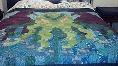 cthulhu quilt.  I see this in my very near future.