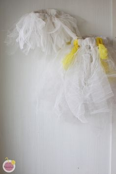Tutu without sewing