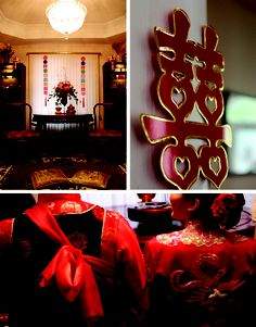 Chinese Wedding Tea Ceremony - I want this for my wedding!!