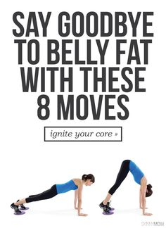 These moves will MELT away your belly fat.