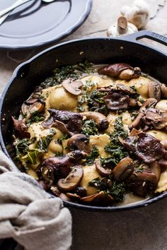 Wild Mushroom Agnolotti with Lemon Butter Sauce | Lemon Butter Sauce ...