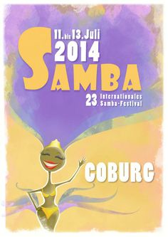 Festival Samba Coburg 2014