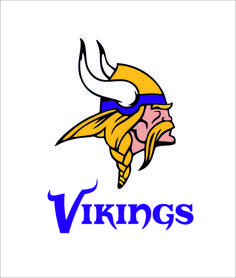 Logo Digital File for Cricut (SVG cutting file + pdf+png+dxf) Minnesota Vikings Football, Pittsburgh Steelers, Dallas Cowboys, Viking Writing, Viking Logo, Cricut Design Studio, Viking Designs, Nfl Logo, Vikings