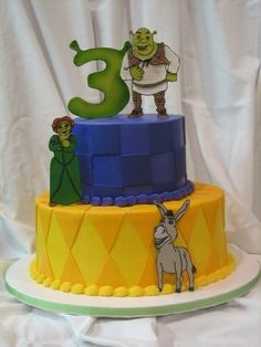 this is the idea for Tuckers birthday cake