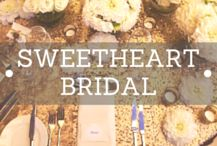 Sweetheart Bridal, Sweetheart Table, Floral Wall, Flower Wall