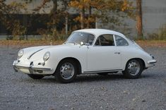 The 356 Coupe from almost my age, but looks way better :) Porsche 356, Porsche Cars, Amazing Cars, Automobile, Porsche Classic, Vehicles, Wheels, Technology, Spaces