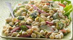 Garden Ranch Pasta Salad | 12 Summer Side Dishes You Can Whip Up In Minutes