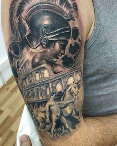 Tatuaje bucuresti Roma antica istoric