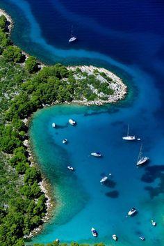 Island Pasman, Croatia