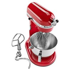 Kitchenaid Hd Kg25hoxer Pro Stand Mixer Empire Red Best