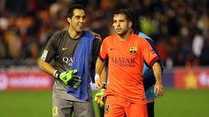 Valencia CF - FC Barcelona (0-1)   FC Barcelona