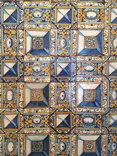 Loving Portugal mosaics