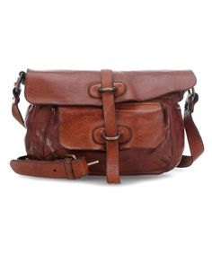 Campomaggi Lavata Shoulder Bag brown Preview