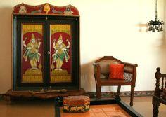 Name: Archana, Srinivas & MallikaLocation: BangaloreSize: 2900 sq. ft apartment Years lived in: 4 Months