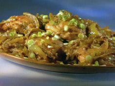 Oak Town Garlic Vinegar Chicken from FoodNetwork.com- Guy Fieri
