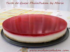 Tarta de queso PhilaDukan