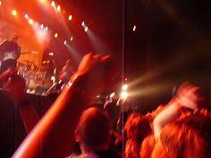 Rockin'! Mojo Main Stage. Bluesfest, OZ.  2009
