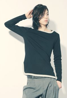 Beautiful Male Ulzzang = Gil <3 <3 <3