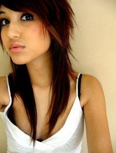 Astonishing Wavy Hair Bang Hair And Medium Hairstyles On Pinterest Short Hairstyles Gunalazisus