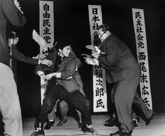 World Press Photo of the Year Yasushi Nagao 1961