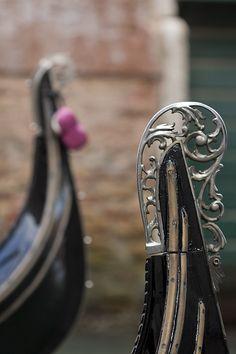 Gondola (Particolare), Venice, Italy