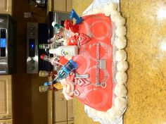 Coach purse filled with alcohol!! 21st birthday cake