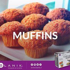 El #Muffin es un producto de (repostería) elaborado con pan dulce y otros ingredientes (sobre todo con dulces). #Blanik   http://ow.ly/X6AFO