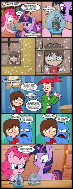 Snow Globe by CSImadmax.deviantart.com on @deviantART