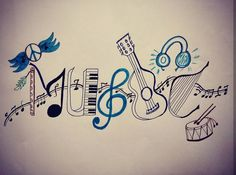 # music❤️ - Bildung Ideen & DIY # music❤️, Source by Diy Music, Music Pics, Music Pictures, Music Stuff, Music Music, Music Drawings, Music Artwork, Music Tattoo Designs, Music Tattoos